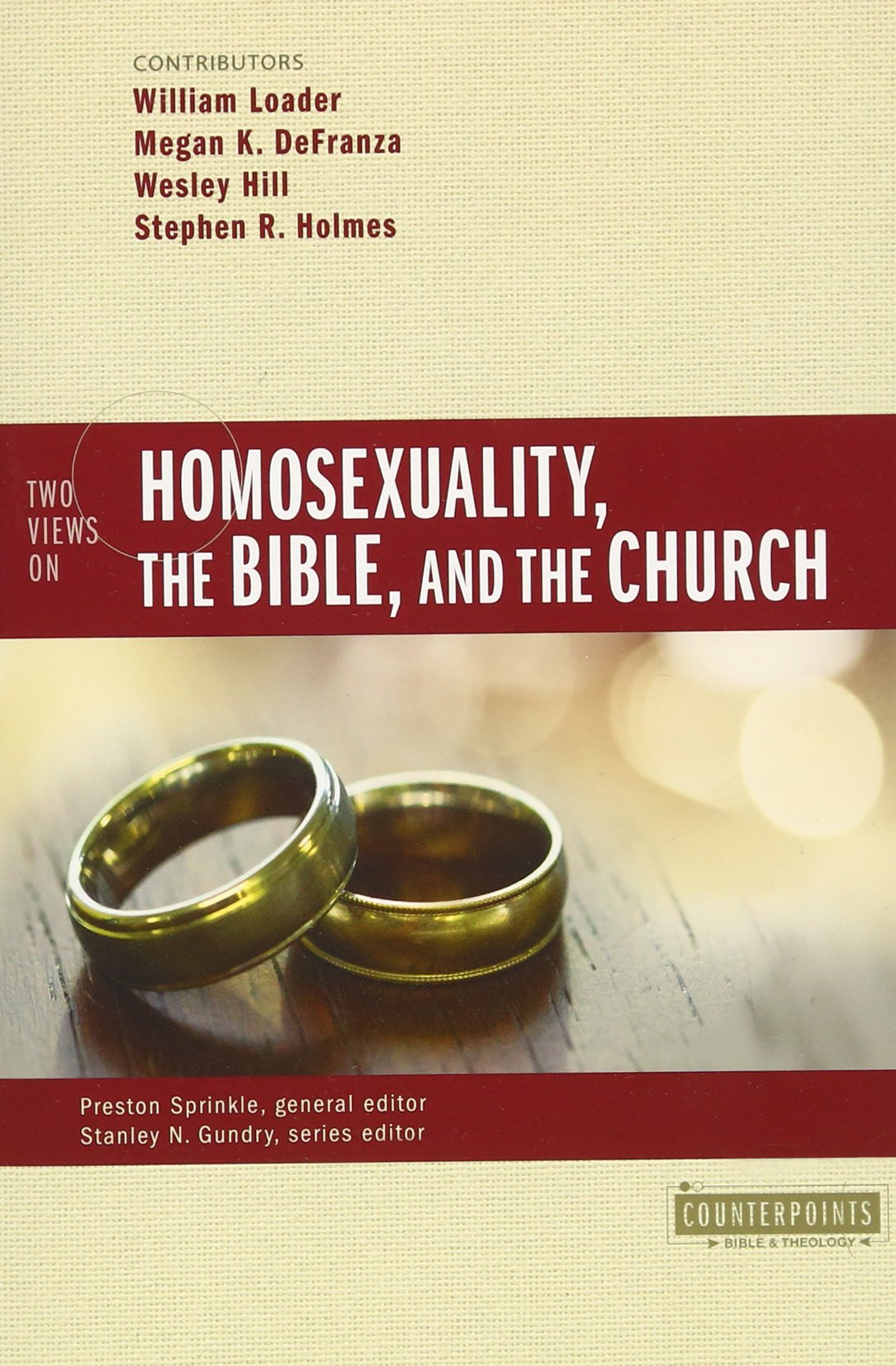 Homosexuality reformed theology